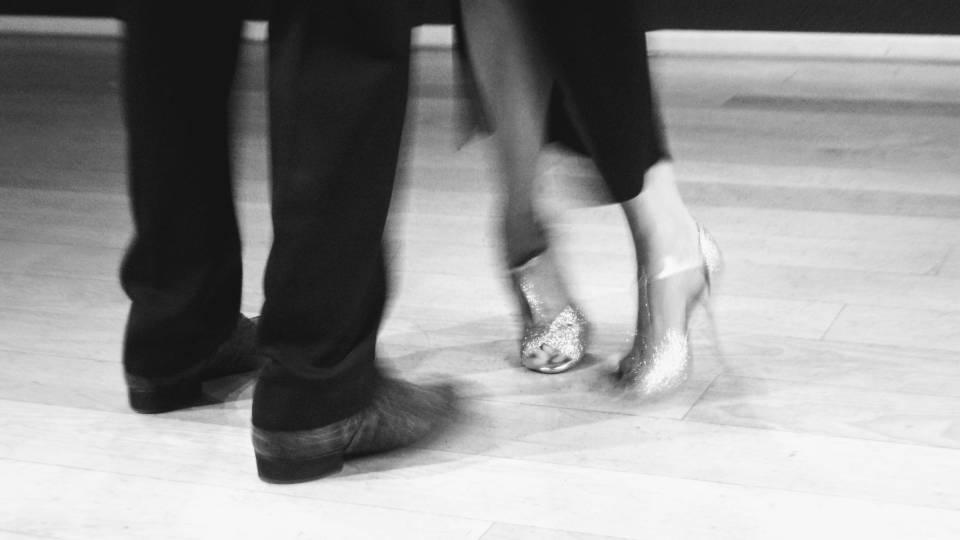 Pedro & Catherine ocho cortado cours de tango à Genève