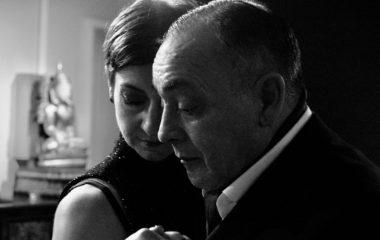 Pedro & Catherine abrazo milonguero ecole de Tango à Genève