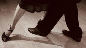 Pedro & Catherine Premiers pas de Tango école Tango Milonguero