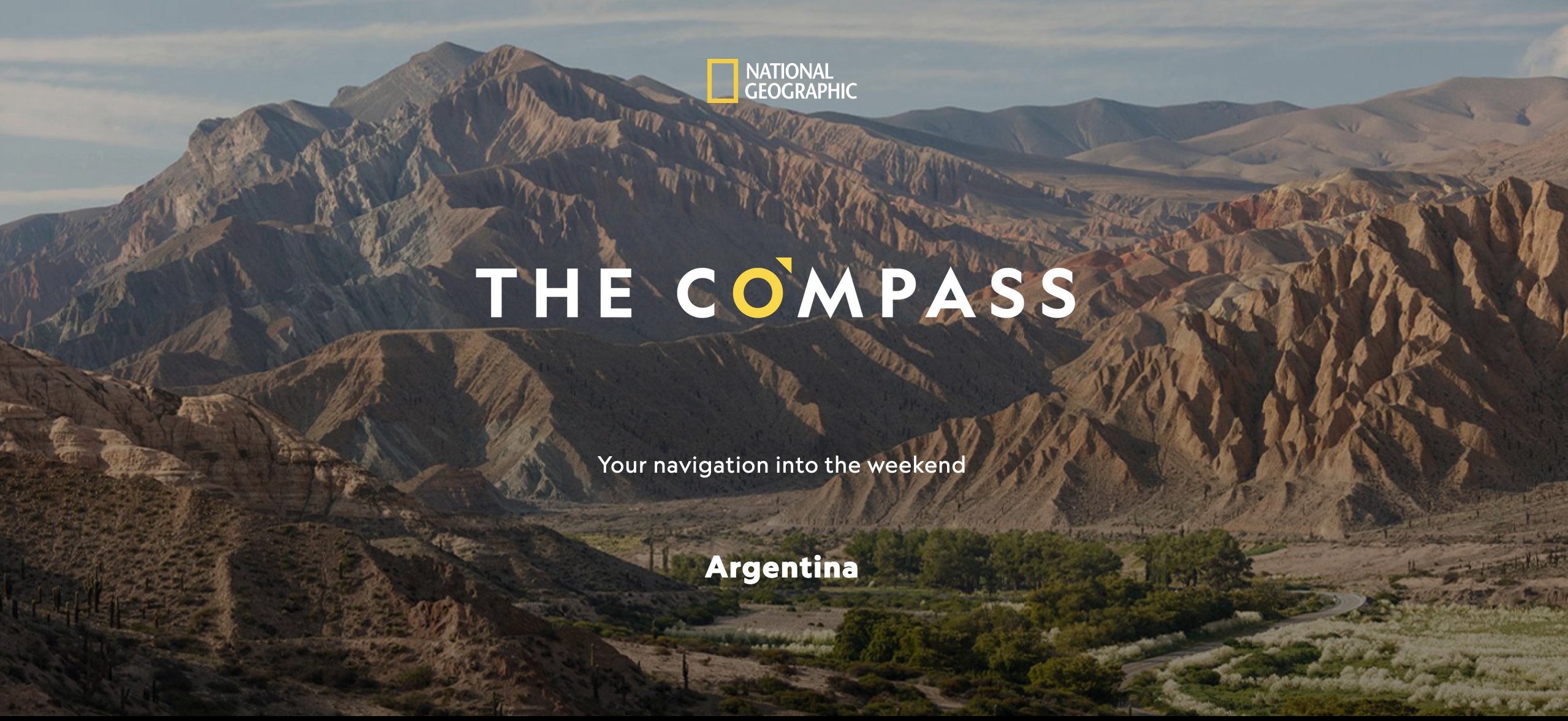 The Compass: Argentina